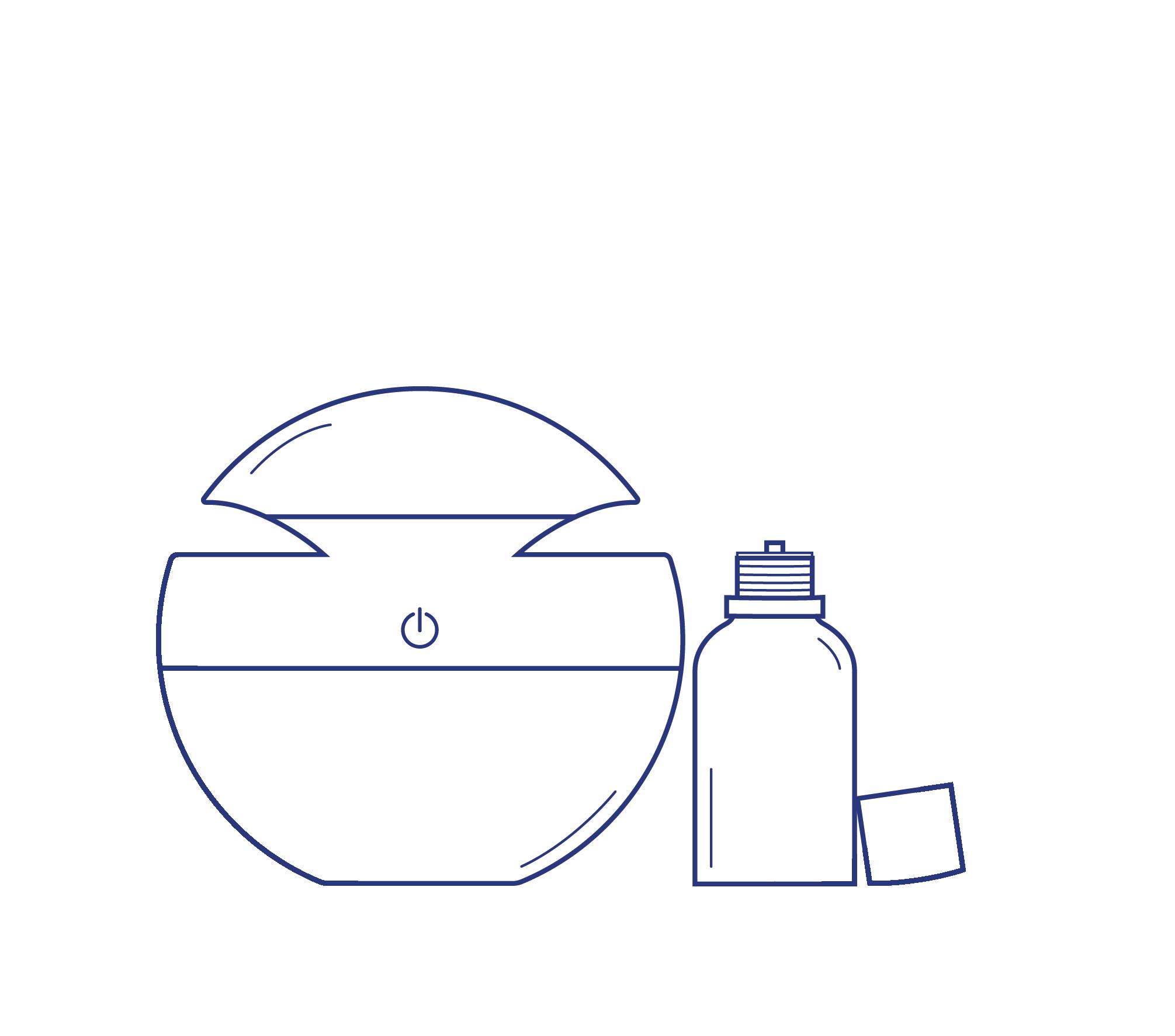 Pictogramme de produit de la gamme Aromathérapie