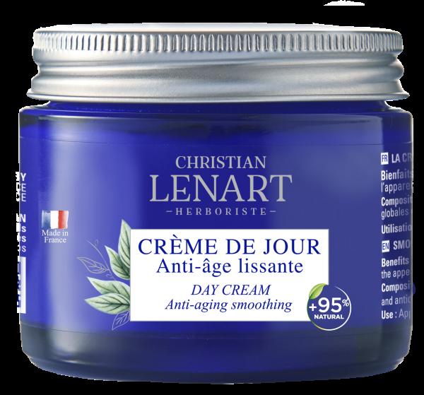 Pot Crème de jour Anti-âge lissante Christian Lénart