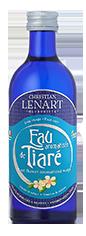 Bouteille Eau aromatisée de Tiaré Christian Lénart