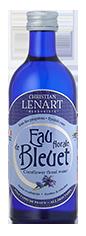 Bouteille Eau aromatisée de Bleuet Christian Lénart