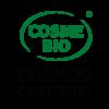 Logo COSME BIO COSMOS CERTIFIED