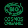 Logo COSMOS ORGANIC Charte COSMEBIO