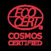 Logo ECOCERT COSMOS CERTIFIED
